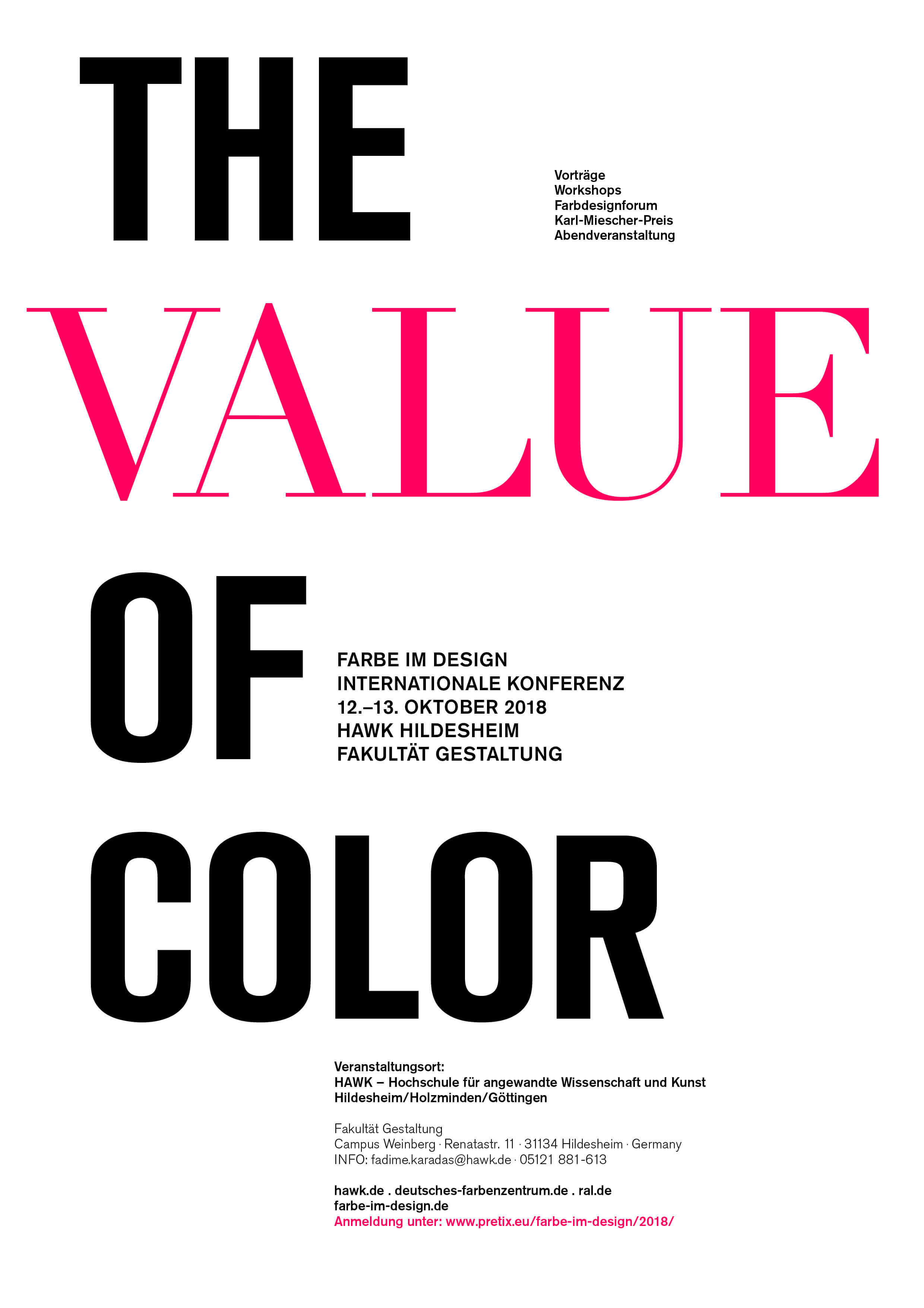 Farbe Im Design Impulse Für Die Gegenwart Und Zukunft Deutsches